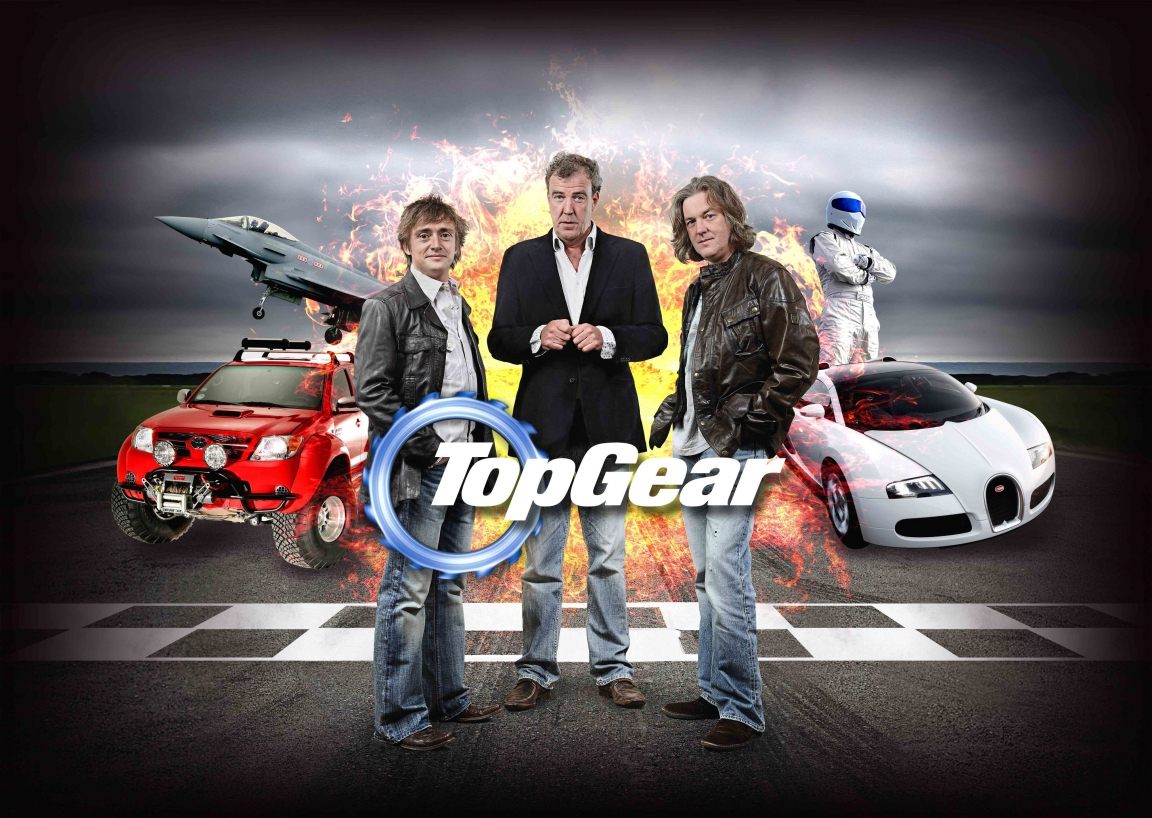 ©Top Gear, Seria 14, BBC Studios